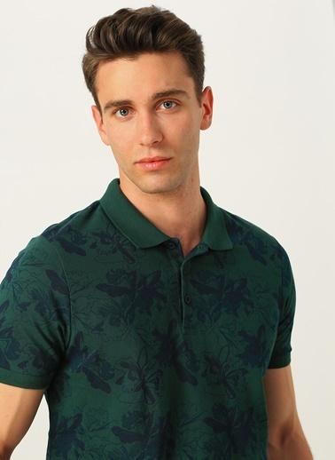 Kip Tişört Yeşil